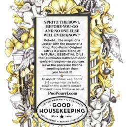 Tropical Hibiscus Poo-Pourri Toilet Spray
